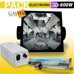 KIT ECLAIRAGE ELECTRONIC 600w GAVITA 38