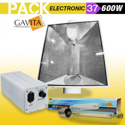 KIT ECLAIRAGE ELECTRONIC 600w GAVITA 37