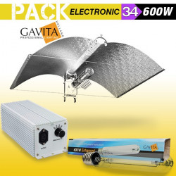KIT ECLAIRAGE ELECTRONIC 600w GAVITA 34