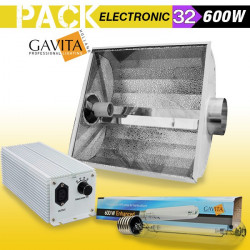 KIT ECLAIRAGE ELECTRONIC 600w GAVITA 32