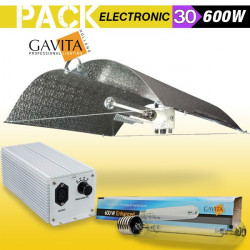 KIT ECLAIRAGE ELECTRONIC 600w GAVITA 30