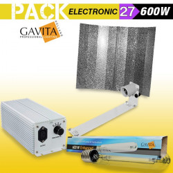 KIT ECLAIRAGE ELECTRONIC 600w GAVITA 27