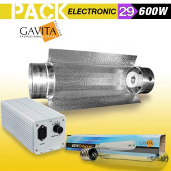 KIT ECLAIRAGE ELECTRONIC 600w GAVITA 29