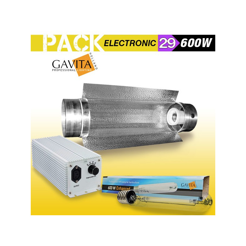 KIT ECLAIRAGE ELECTRONIC 600w GAVITA 29