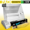 KIT Lampe HPS ETI 11 ECLAIRAGE MAGNETIC 150w