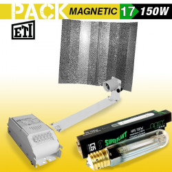 KIT Lampe HPS ETI 17 ECLAIRAGE MAGNETIC 150w