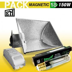 KIT Lampe HPS ETI 18 ECLAIRAGE MAGNETIC 150w