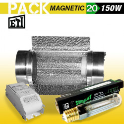 KIT Lampe HPS ETI 20 ECLAIRAGE MAGNETIC 150w