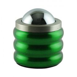 Cendrier design vert Versace 12x15cm