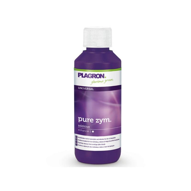 Plagron Pure Zym 100ml , solution enzymatique , enzymes