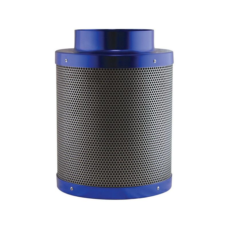 Bull filter - Filtre à charbon 125 x 300 400m³/h , charbon vierge australie