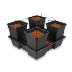 Nutriculture - Système Wilma XL 4 complet 25L , système hydroponique goutte à goutte