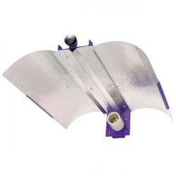 Lumatek - Réflecteur Adjust-a-lite , ,douille E40, pour hps ou mh 150 à 1000w