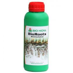 Bio Nova - Engrais BioRoots 1L Normes NFU , stimulateur racinaire