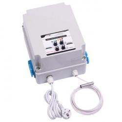 GSE - Transformateur régulateur d'humidité et de T°C (2 ventilateurs) 2A