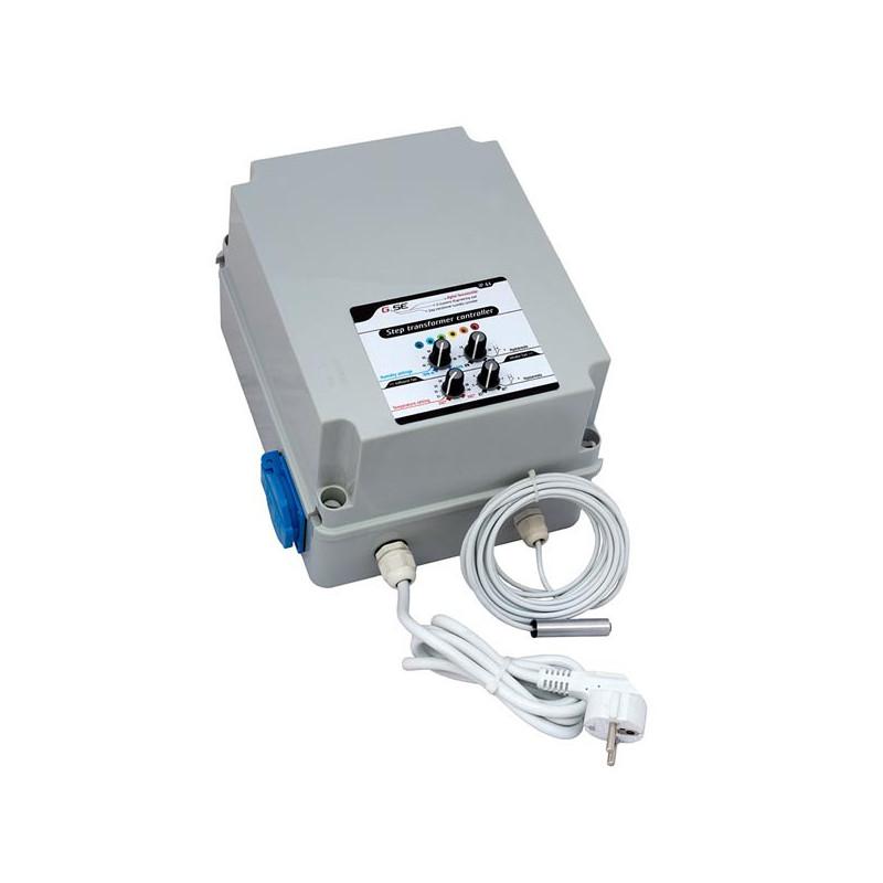 GSE - Transformateur régulateur d'humidité et de T° (1 ventilateur) 2A
