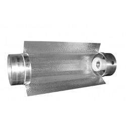 réflecteur cooltube V2 150mm x 490mm, douille E40 , lampe hps et mh