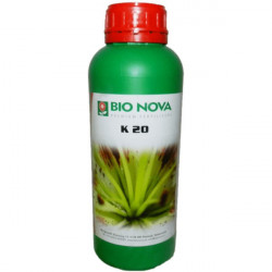Bio Nova - Fertilisant K20 1L , engrais potassium