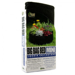 Smart Pot - Big Bag Bed 60x20 57L potager textile , geotextile