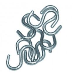 Crochet S de suspension - Boîte x100 pièces