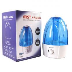 Ultra Mist - Humidificateur 4 Litres mist+ 4000