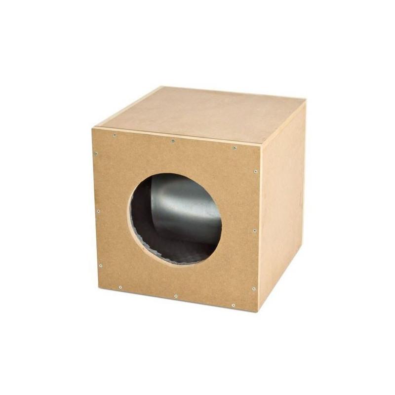 Caisson extracteur d'air insonorisé Air Box One - Box-MDF 500m³