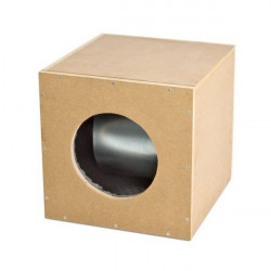 Caisson extracteur d'air insonorisé Air Box One - Box-MDF 5600m³
