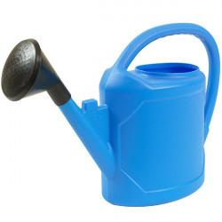 Belli - Arrosoir ovale 6L Bleu et pomme