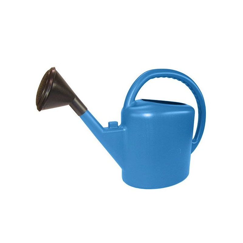Belli - Arrosoir ovale spécial 11L Bleu et pomme