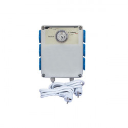 GSE - Programmateur Timer Box II 6x600W - prise chauffage