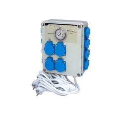 GSE - Programmateur Timer Box II 12x600W