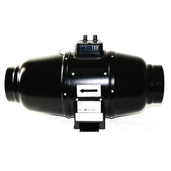 Extracteur d´air silencieux TT SILENT-M Ø 250mm UN R1 avec IEC Winflex
