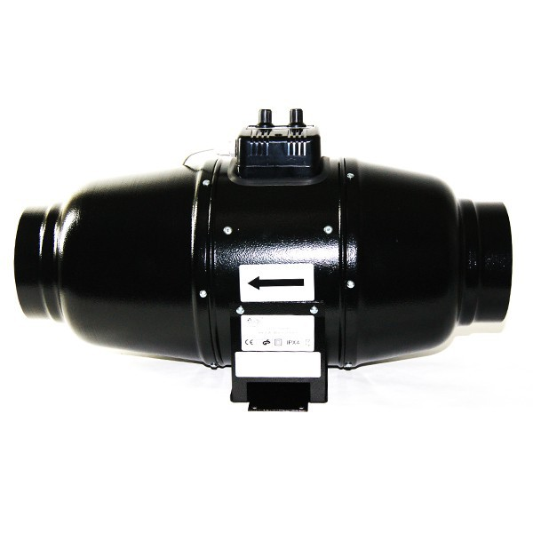 Extracteur d´air silencieux TT SILENT-M Ø 315mm UN R1 avec IEC Winflex