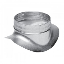 Winflex - Piquage 160 pour gaine Ø125mm , conduit ,gaine de ventilation
