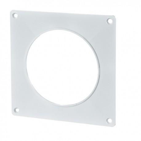 Winflex - Plaque de mur Ø100mm ,  conduit ,gaine de ventilation