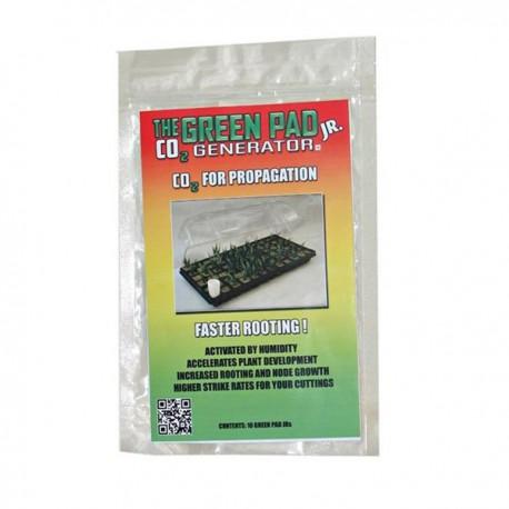 Green Pad CO² Générator - Junior-co2 facile pour le jardin intérieur