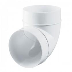 Winflex - Coude plastique 90°C Ø150mm , conduit ,gaine de ventilation