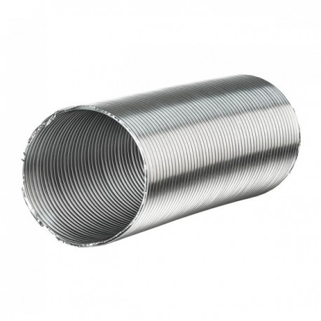 Winflex - Gaine aluminium semi-rigide Ø315mm x 3m , conduit ,gaine de ventilation