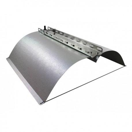 Prima Klima - Réflecteur Azerwing Medium , ,douille E40, pour hps ou mh 150 à 1000w