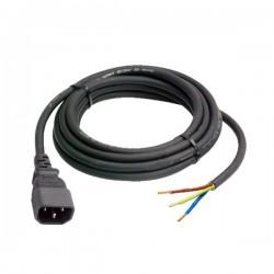 Plug IEC mâle + 2m de câble 3G1.0