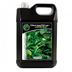 Platinium Nutrients - Sensistar Grow - 5L - engrais de croissance en gel pour terre, hydro, coco
