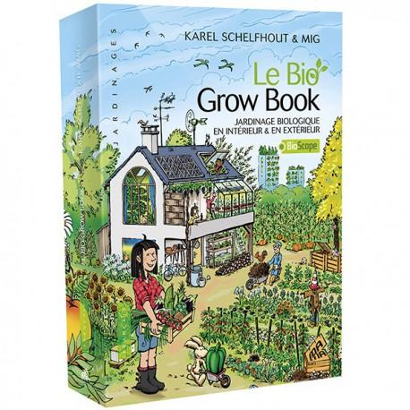 Mama editions - Le Bio Grow Book livre pour la culture biologique des plantes