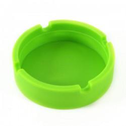Cendrier silicone Ø 83 mm vert