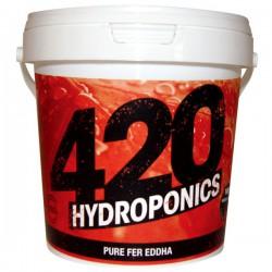 420 Hydroponics - Pure Fer EDDHA 1Kg , engrais de fer