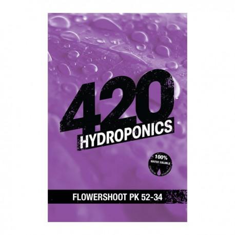 420 Hydroponics - Flowershoot PK52-34 25g , booster de floraison PK