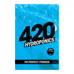 420 Hydroponics - pH Perfect Powder 25g , régulateur de ph , abaisse le ph de l'eau