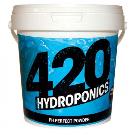 420 Hydroponics - pH Perfect Powder 1Kg , régulateur de ph , abaisse le ph de l'eau