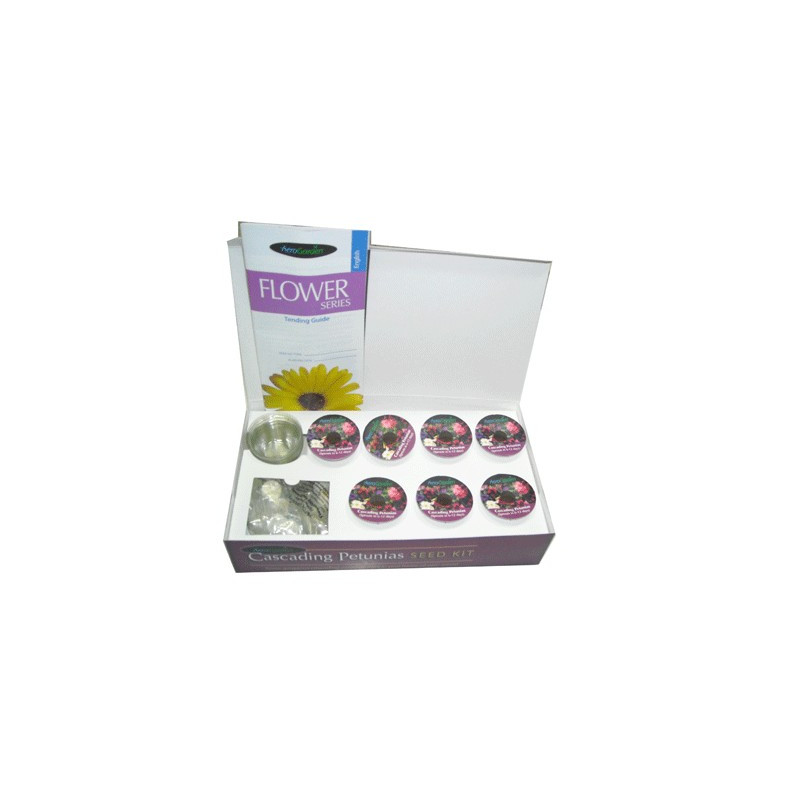 kit graines Petunias