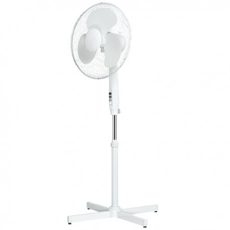 Ventilateur sur pied oscillant 30cm 1.25m 50W - Advanced star