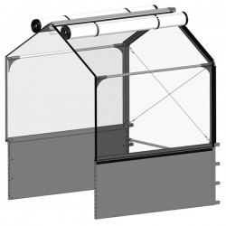 GrowCamp Air Extension 50 - 120x120x150cm